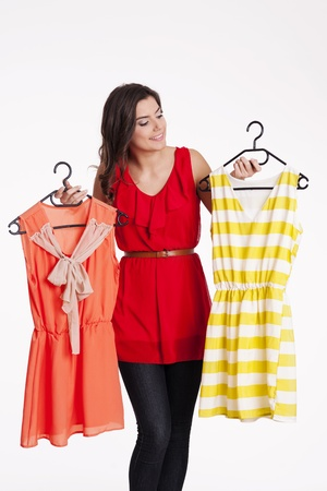 woman closet: Which to choose