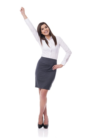 Success woman Stock Photo - 18435343