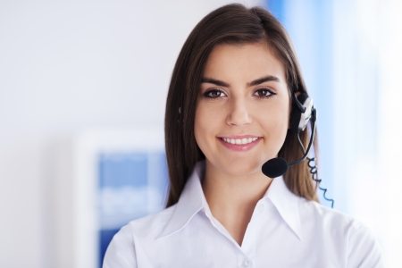 Can I help you Stock Photo - 18527174