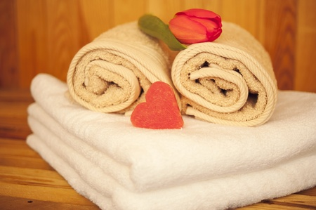 day spa: Romantic holiday on spa