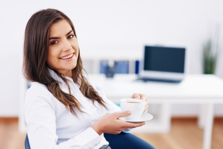 Coffee break Stock Photo - 18843256