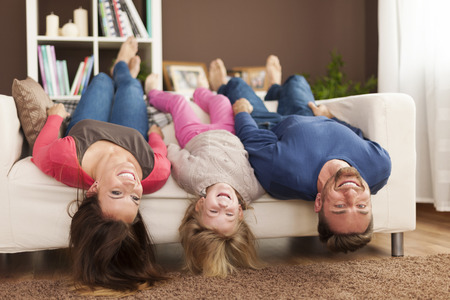 home interiors: Funny time for family at home