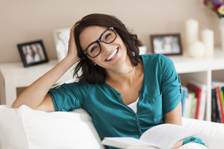reading glasses: That story is so funny!