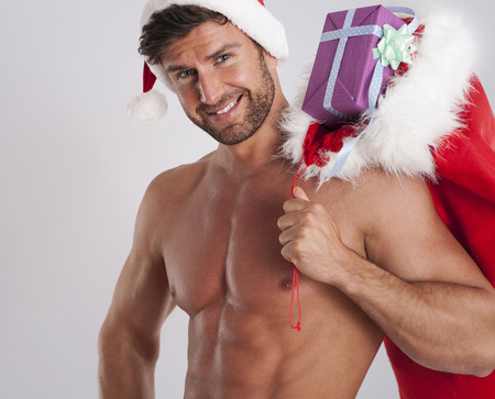 nudity: I can give you christmas present