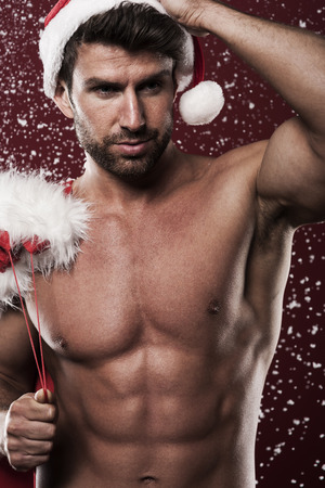 In this year I will be your santa claus photo