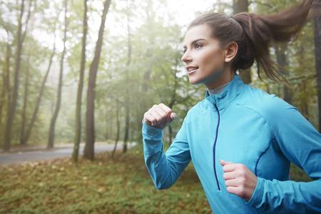 deporte: Siempre comienzo de un d�a para correr