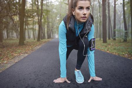 speed of sound: I love my morning running