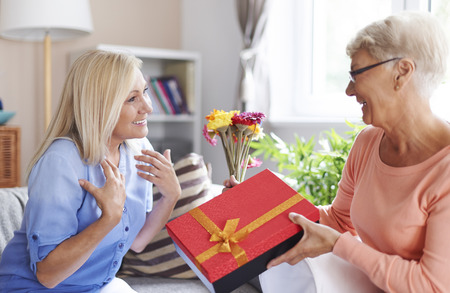 gift giving: Is it for me? You are loved