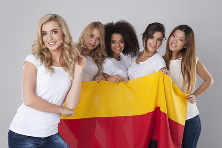 german ethnicity: German girls are the best