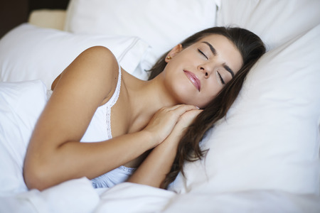 she: She was very tired today