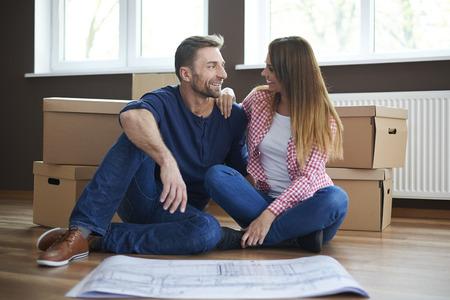 planificacion familiar: En este lugar estamos empezando nuestra vida