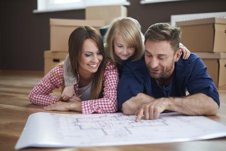 planificacion familiar: Mamá, papá, ¿dónde está mi habitación?
