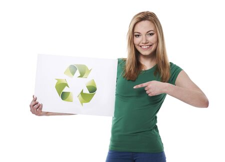 Look and start being more ecological