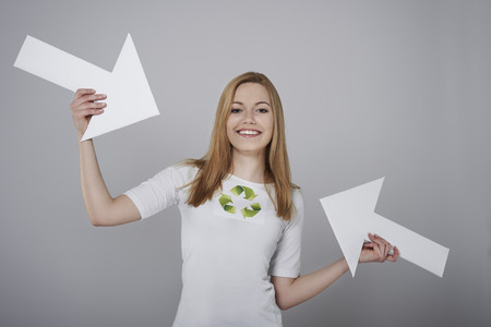 environmentalist: She is perfect young environmentalist