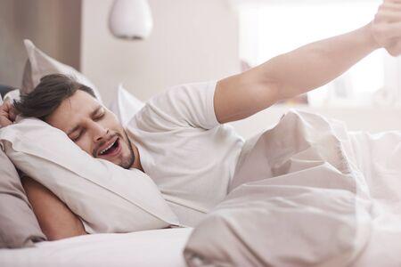 waking up: Waking up