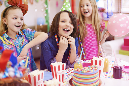 only girls: Birthday party only with the best friends