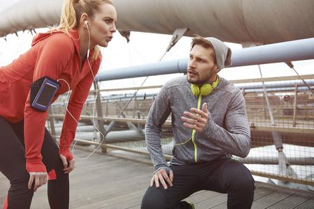 �athletes: Puedes hacerlo! Creo en ti!
