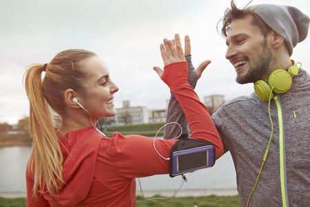 parejas: Fue realmente gran entrenamiento