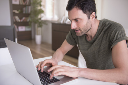 working man: Work from home is more comfortable