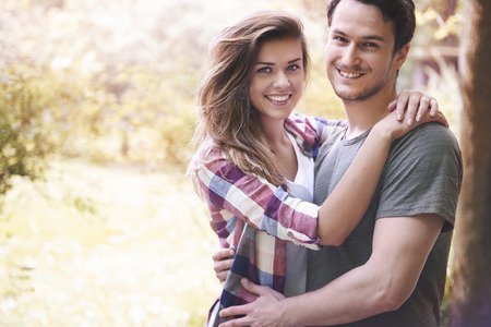 portrait couple: You are the closest person for me