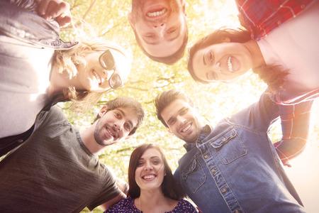 vida social: Es genial tener amigos de verdad