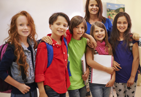 capelli lunghi: I migliori amici di scuola elementare