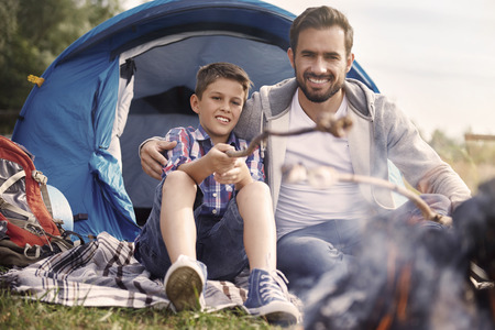 dad son: Best moments of my life are with my father