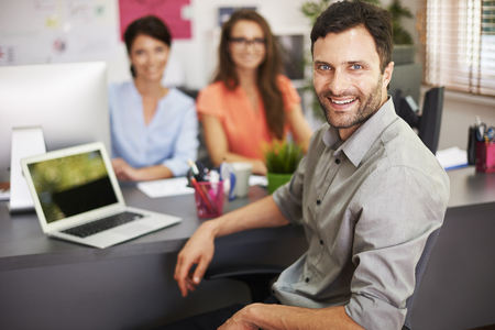 work group: Meet me and my professional team