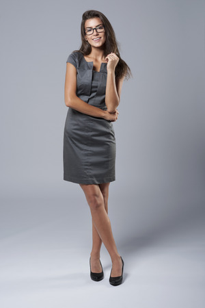 fashionable woman: New business with good mood