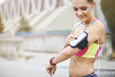 jogging: This gadget is very helpful while jogging
