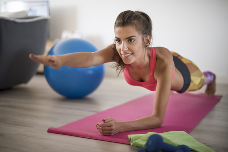 thể dục: Sự hài lòng lấy từ nhà tập thể dục