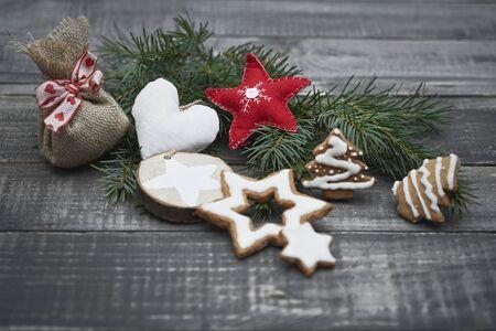 wood craft: Christmas craft on the wood