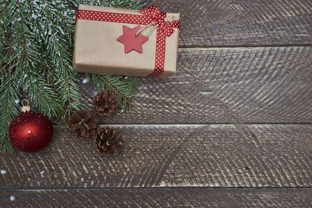 christmas gift: Christmas gift in winter season