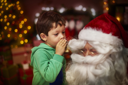 claus: Whispering the hidden dreams for St. Claus
