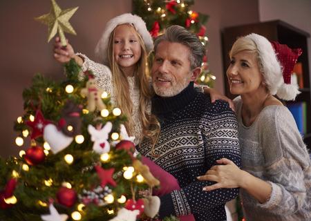 estrellas de navidad: Finalmente estamos listos para comenzar la celebraci�n