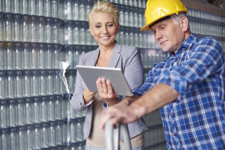 Industrial Production Manager Stock Photos & Pictures. Royalty ...