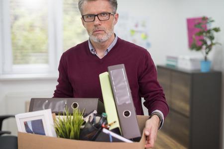 Negatieve emoties op het gezicht van de mens Stockfoto