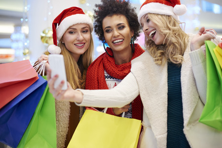 christmas memories: Great memories from Christmas shopping