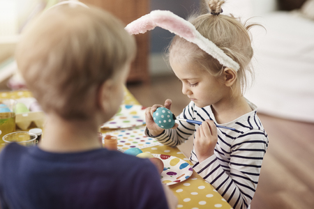 multi age: Easter eggs are almost ready