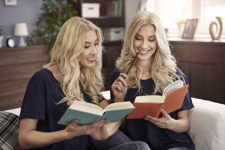 easier: Learning with the sister is easier