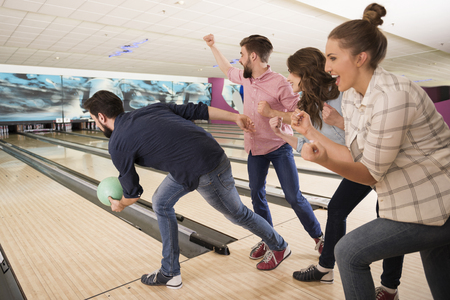 recreational: Recreational activity with good friends