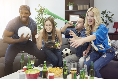 football party: Important gadgets during the match