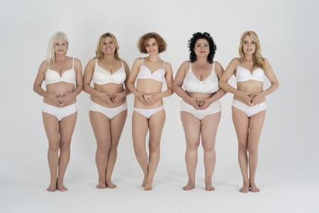 Diese Frauen lieben ihren Körper