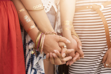 The power of friendship among girls