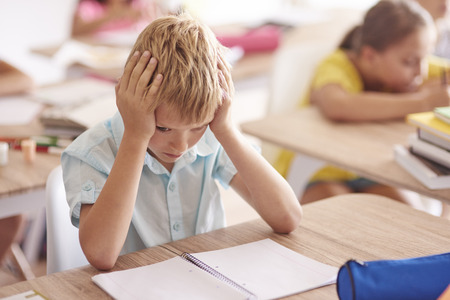 Problems of elementary age student