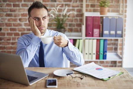 tiredness: Lack of energy at work