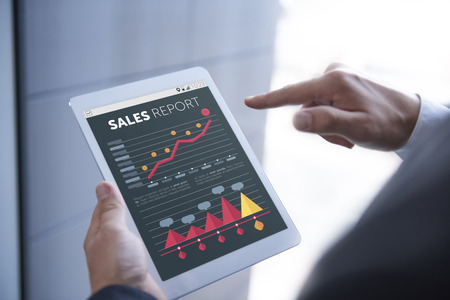 sales report: New updates about sales report