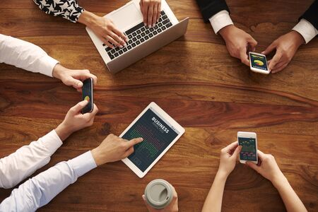 group strategy: Make it easier with technology
