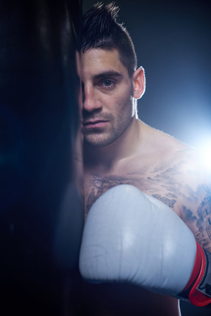 Boxing his way to a ripper body