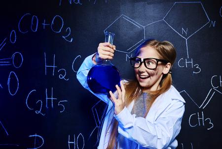 행복한 작은 과학자 실험 만들기